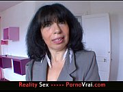 FRENCH amateur Mature sex addi