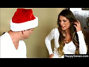 August Ames with...