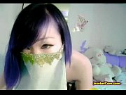 Asian Amateur Has Fun On Cam P