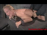 Picture BDSM sub Simone Sonay ass pounded