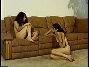Brunette Florida Twins - Foot