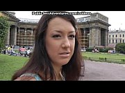 Nasty blowjob in a public plac