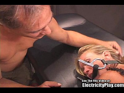 Bondage Cum Doctor video: Red Head MILF Speculum SHOCKING FUCK